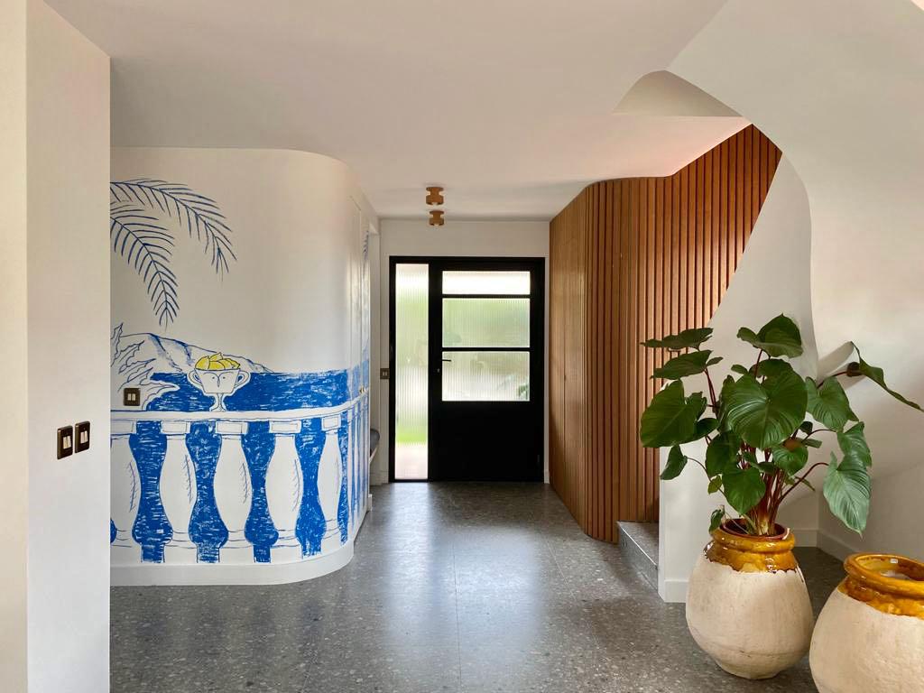 Franck Lebraly, artiste peintre du Sud (intérieur)