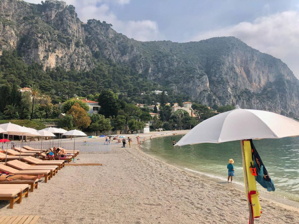 Baia Bella, beach club (plage)