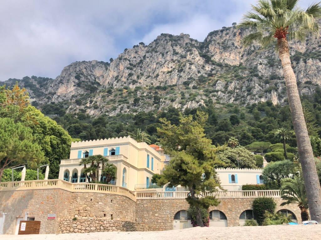 Baia Bella, beach club (vue)