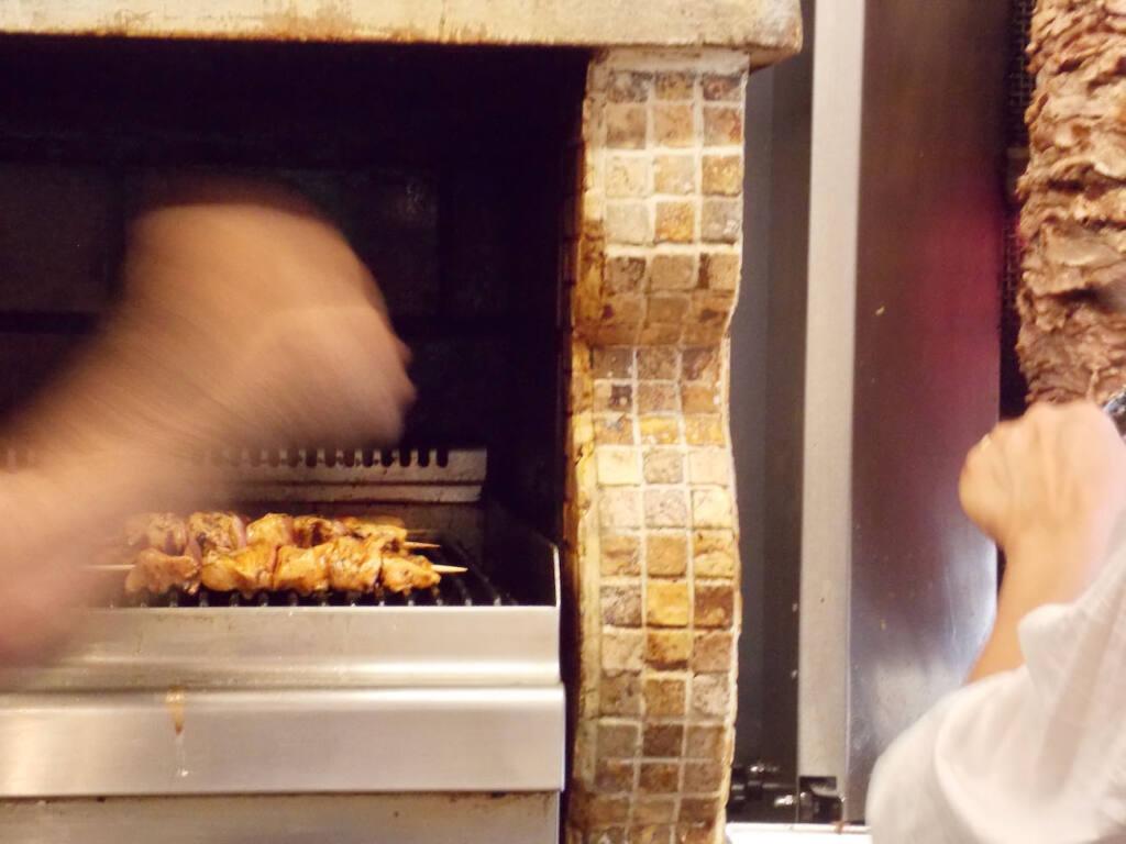 Beyrouth café, restaurant libanais à Nice (viande)