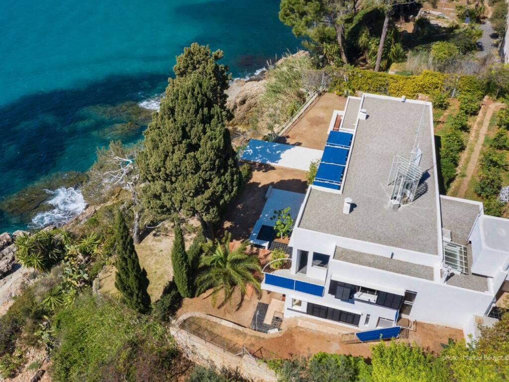 Cap moderne, villa E 1027, city guide love spots (overview)