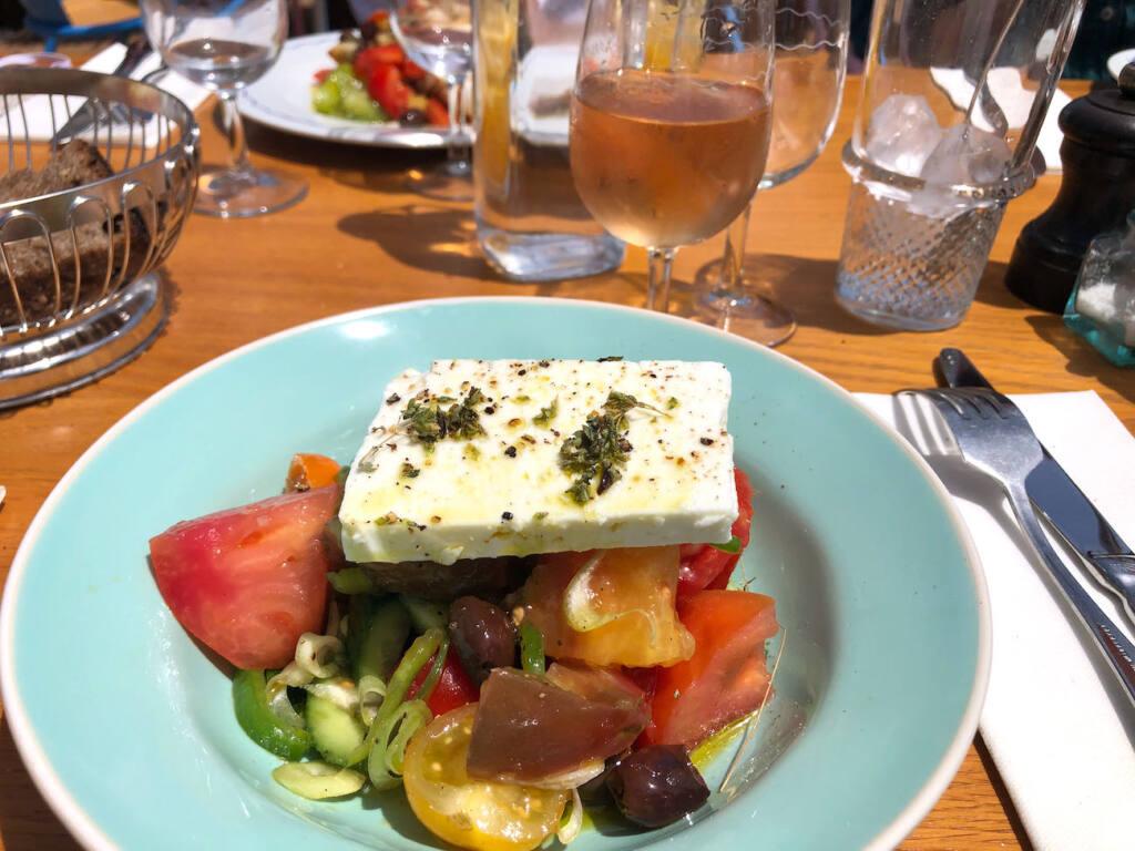 Hôtel amour, beach club Nice (déjeuner)