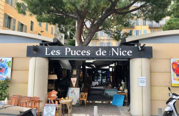 Marché aux puces (Nice)