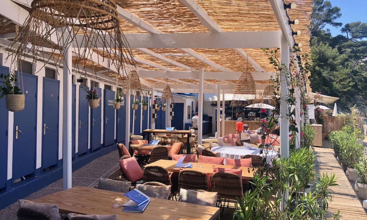 Hôtel amour, beach club Nice (restaurant)