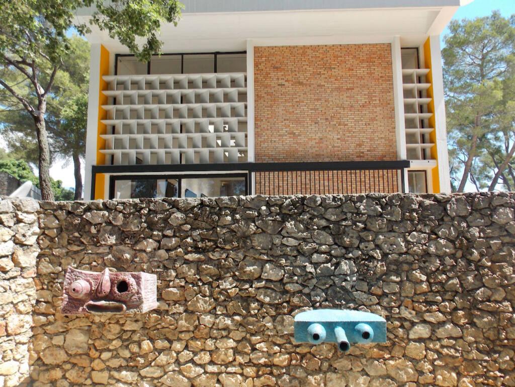 Fondation Maeght, musée d'art contemporain (bâtiment)