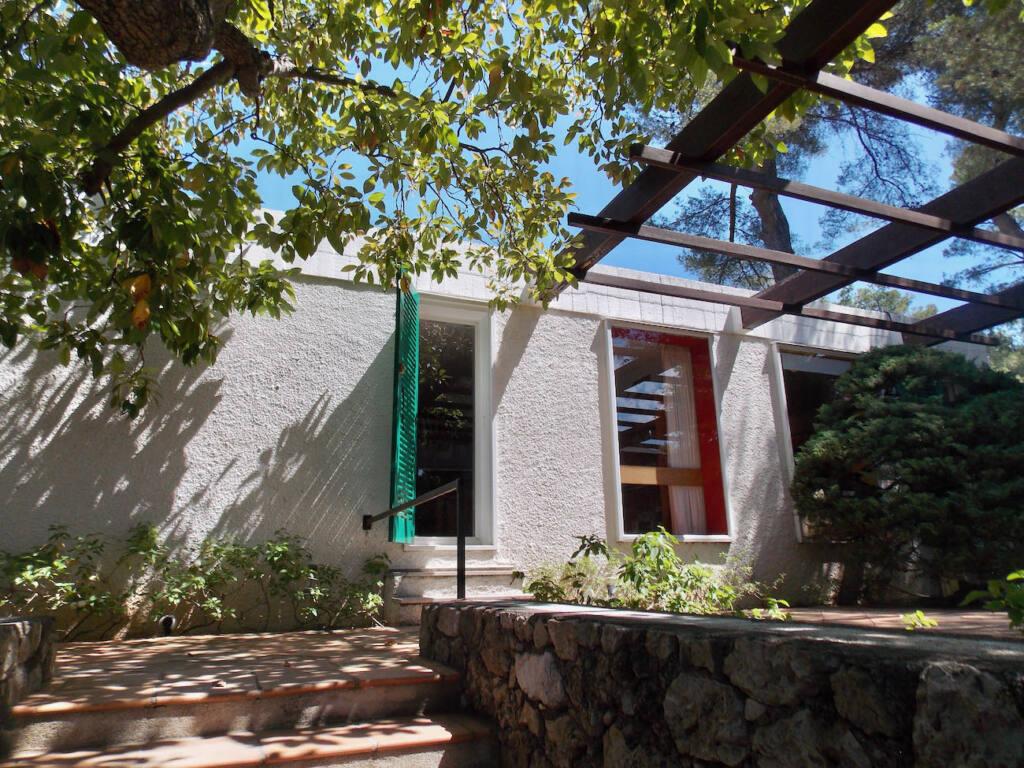 Fondation Maeght, musée d'art contemporain (volets)
