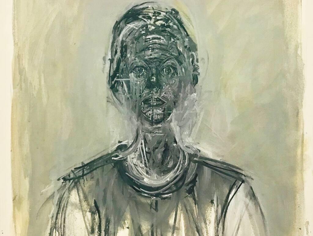 Le réel merveilleux : rétrospective Alberto Giacometti au Forum Grimaldi de Monaco (peintures)