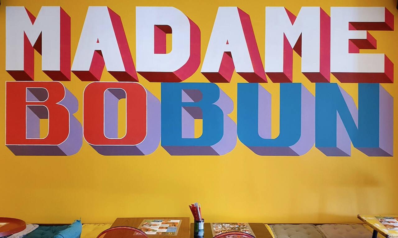 Madame Bobun écriture
