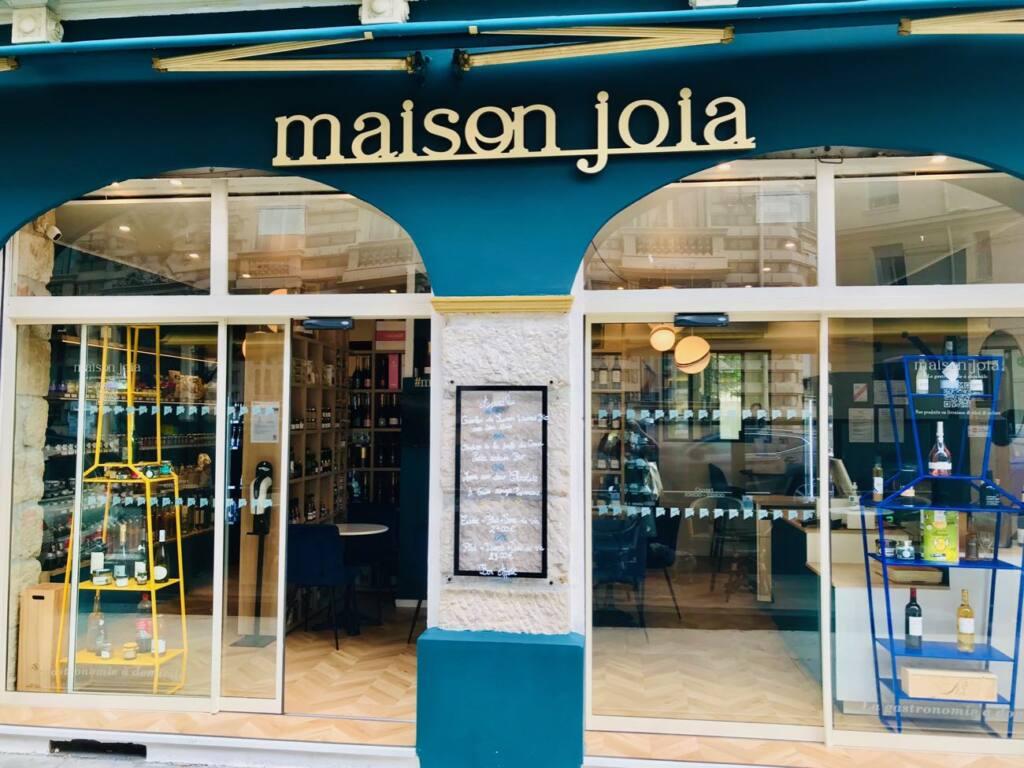 Maison Joia, restaurant, Nice, city guide love spots (facade)