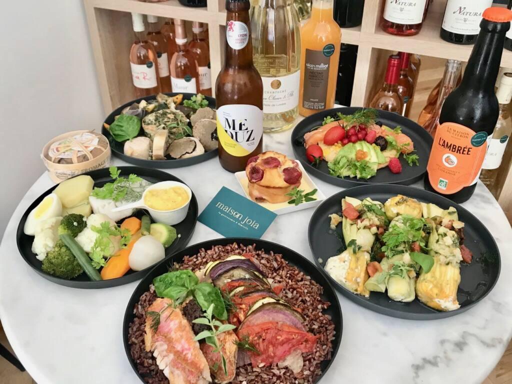 Maison Joia, restaurant, Nice, city guide love spots (food)