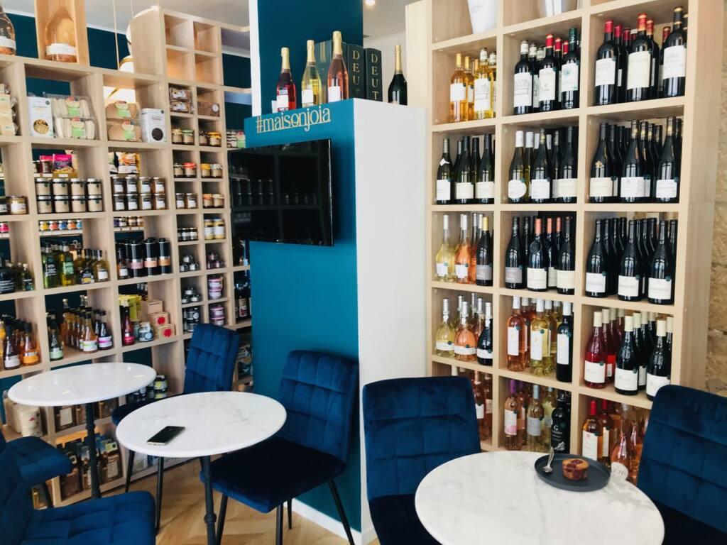 Maison Joia, restaurant, Nice, city guide love spots (interior)