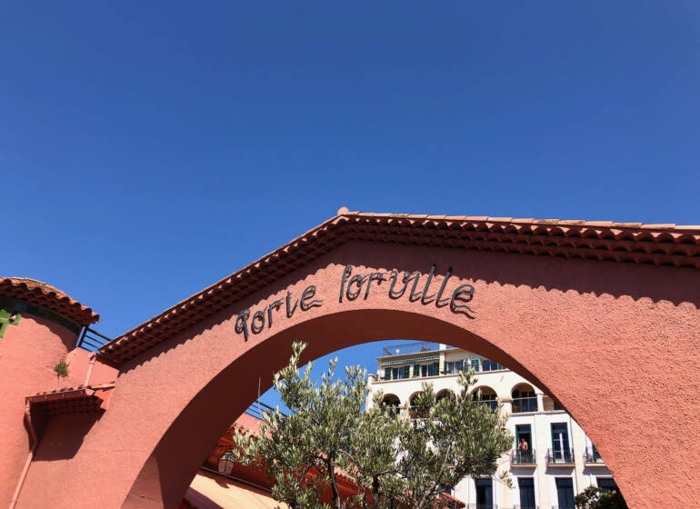 Marché Forville in Cannes