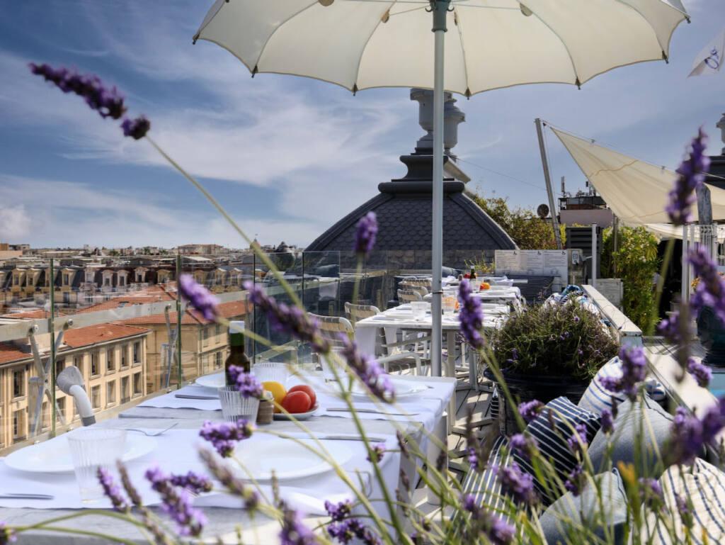 Bclub Boscolo, roof top, Nice (restaurant)