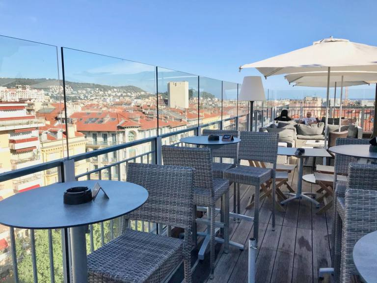 Rooftop Monsigny (terrace)
