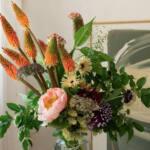 Martin Fleurs, florist in Nice (bouquet)