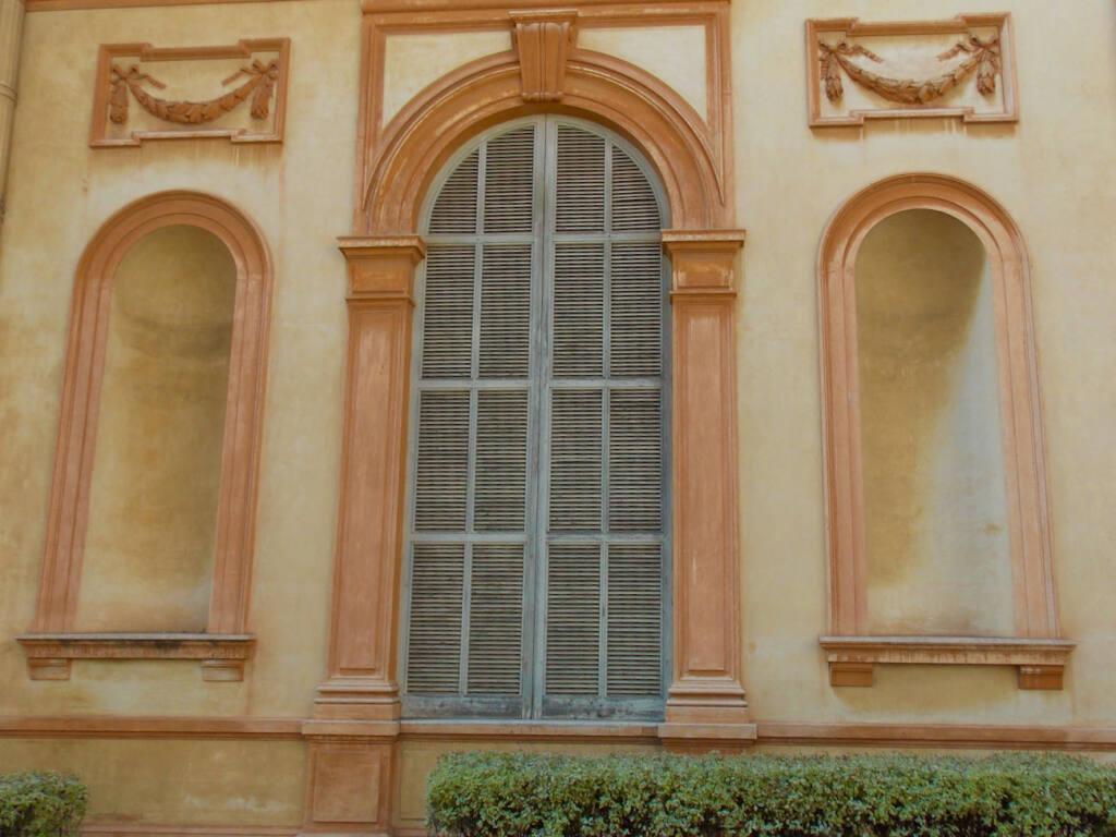 Musée des Beaux Arts à Nice (fenêtre)