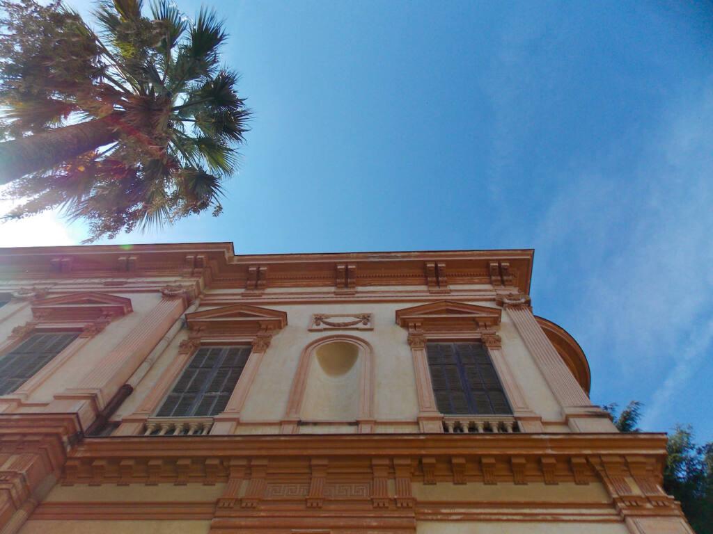 Musée des Beaux Arts à Nice (façade)