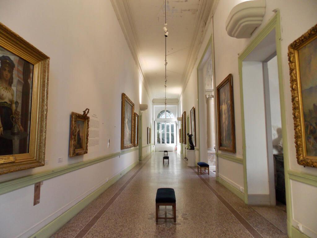 Musée des Beaux Arts à Nice (galerie)