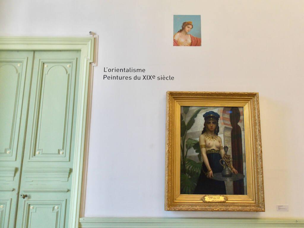 Musée des Beaux Arts à Nice (tableaux)