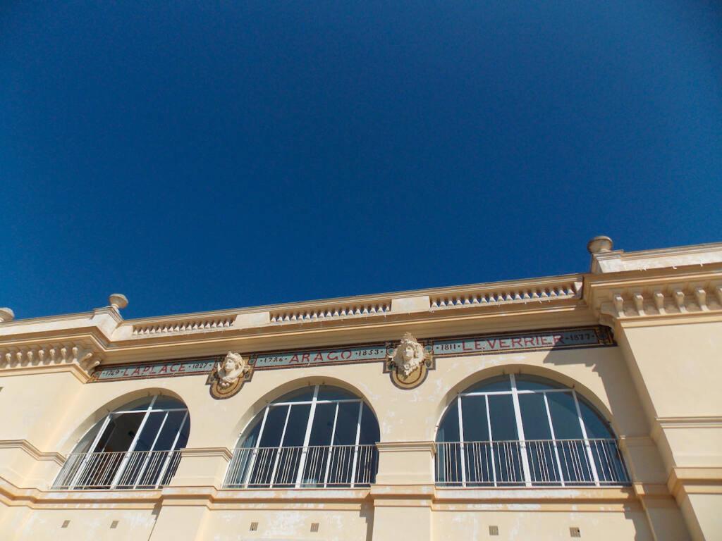 Observatoire de la Côte d'Azur, site scientifique à Nice (appartements)